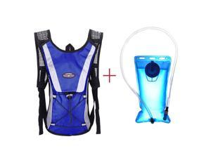 2L Water Bladder Bag Rucksack Cycling Hiking Camping Camelbak Pack Backpack BA