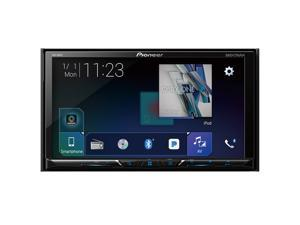 "Pioneer AVH-600EX Multimedia DVD Receiver with 7"" WVGA Display, Built-in Bluetooth, HD Radio Tuner, SiriusXM-Ready and AppRadio Mode"