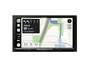 "Pioneer AVIC-W8400NEX Navigation/DVD/CD receiver with 7"" touchscreen and AM/FM tuner"