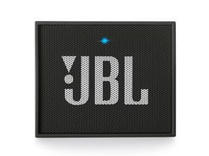 JBL GO Portable Wireless Bluetooth Speaker W/ A Built-In Strap-Hook Black