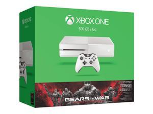 Refurbished: Microsoft Xbox One 500GB Console - Gears of War: Ultimate Edition Bundle (White)