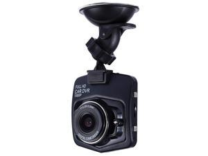 Full HD 1080P Mini Car DVR Camera Video Camcorder Parking Recorder - Night Vision, G-sensor (Black)