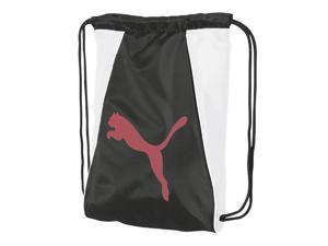PUMA Cat Carry Sack Black/White/Red