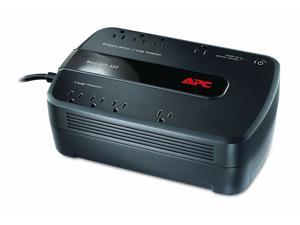 Refurbished: APC BE550G Back-UPS 550 VA 8-Outlet Uninterruptible Power Supply (UPS) - 120 V - 330 Watts - 3-Prong Power - USB