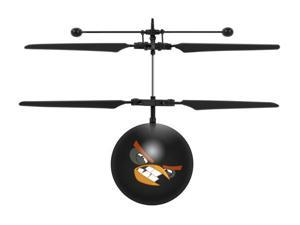 Rovio Angry Birds Movie Bomb IR UFO Ball Helicopter (Color May Vary)