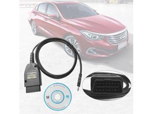VAG COM 17.1 VAGCOM 17.1.3 VAG 17.1 HEX+CAN USB Interface Car Auto Fault Diagnosis Wire (German/English)