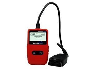 Veepeak OBDCheck VP39 OBD2 Scanner Automotive Check Engine Light Code Reader Diagnostic Scan Tool  for Year 1996 and Newer Vehicles