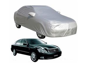 Indoor Outdoor Full Car Cover Sun UV Snow Dust Resistant Protection Size XXL Car Covers