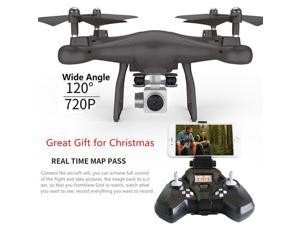S10 WiFi FPV Remote Control RC Drone - RTF 480P Camera / Headless Mode / One Key Return