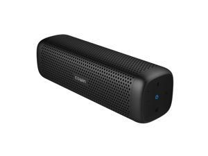 COWIN 6110 Bluetooth Speakers, Portable Wireless Speaker 4.1 with 16W Enhanced Bass, High-End Fashion Aluminum-Alloy Shell, TF Card Support