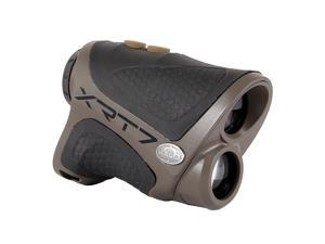 Halo Optics XRT7-7 Series 6x 700 Yard  Bow Hunting Laser Range Finder, Brown