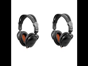 SteelSeries 3Hv2 Gaming Headset - Black/Orange - 2-Pack