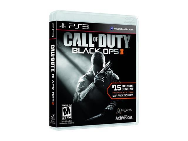 Call of Duty: Black Ops II (Revolution Map Pack Included) PS3 ... Call Of Duty Revolution Map Pack on