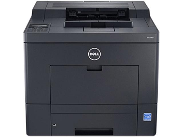 Dell C2660DN Plain Paper Print Up to 28 ppm 600 x 600 dpi Color Print Quality Color Laser Printer