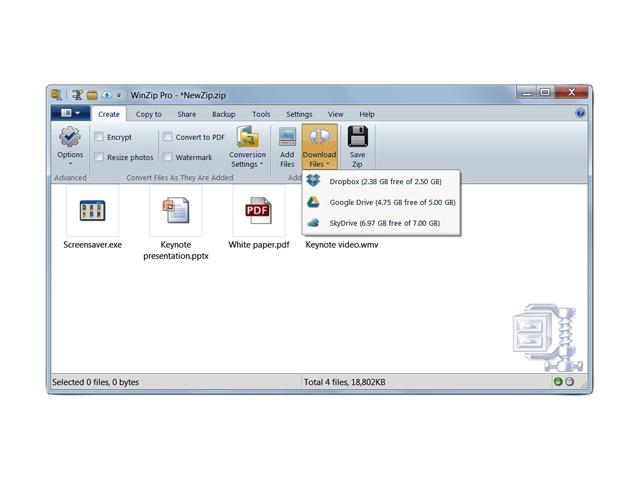 winzip17 Full Activated
