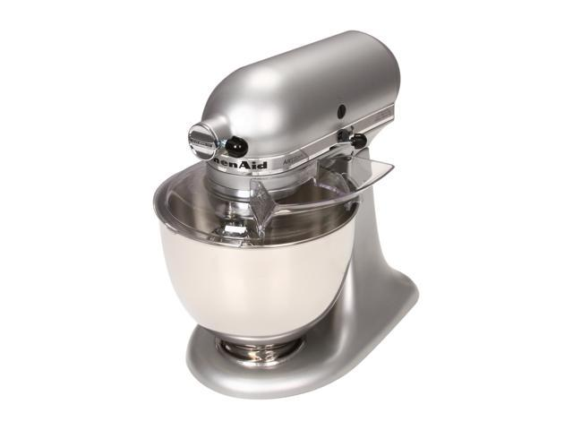 Kitchenaid Classic Series 45 Quart Tilt Head Stand Mixer kitchenaid ksm150pssm artisan series 5-quart tilt-head stand mixer