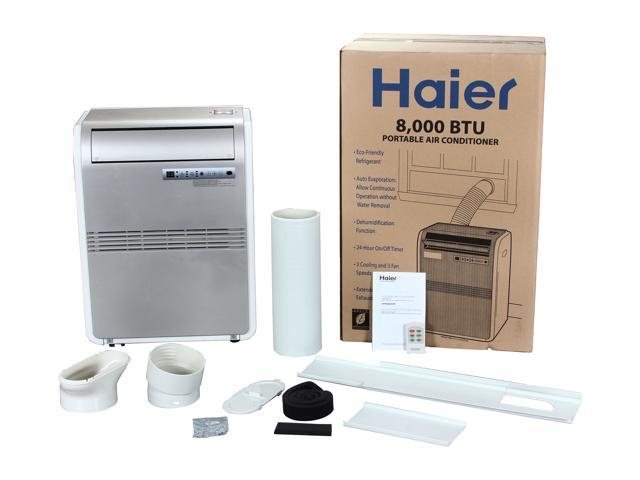 refurbished haier hprb08xcm cooling capacity btu portable air conditioner - Commercial Cool Portable Air Conditioner