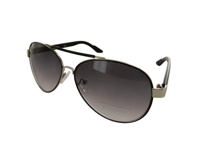 95923b3aa Kenneth Cole Reaction '1233' Thick-Frame Aviator Sunglasses ...
