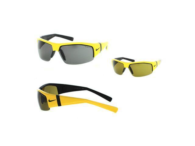 324ea68c5e79 Nike Varsity EV0560-703 Maize Yellow Rimless Sport Sunglasses ...