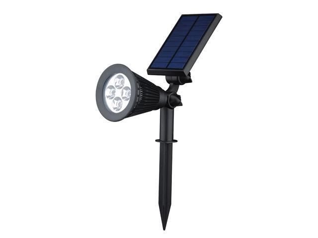 Upgraded 200 lumens victsing led solar spotlight solar powered upgraded 200 lumens victsing led solar spotlight solar powered outdoor wall light aloadofball Image collections