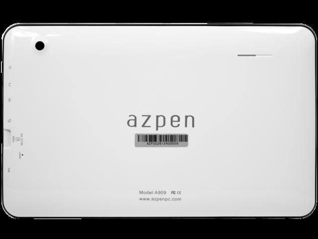 Azpen A909 Dual Core 9