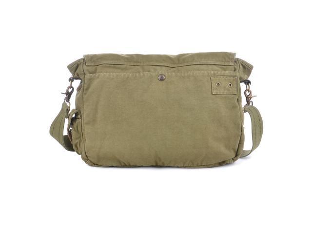 1190511991b Gootium 60403 Canvas Satchel Vintage Messenger Bag Laptop Shoulder ...