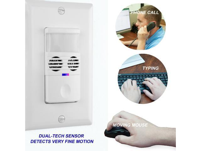 Dual tech motion sensor light switch pirultrasonic occupancy dual tech motion sensor light switch pirultrasonic occupancyvacancy light sensor switch mozeypictures Gallery