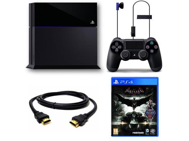 Refurbished: Sony PlayStation 4 500GB Gaming Console Batman Arkham