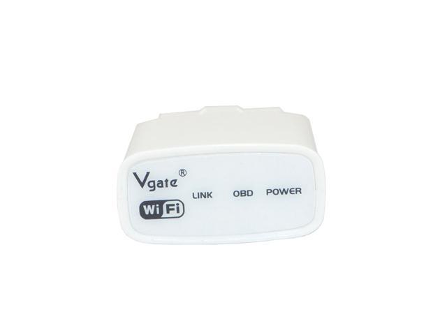 Vgate WiFi OBD2 ELM327 Car Diagnostic Scanner Tool for