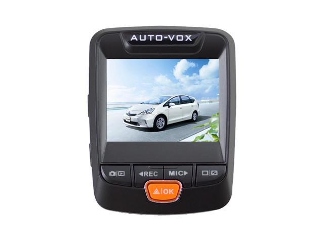 AUTO-VOX B60 FHD Windshield Dashboard with Park Monitoring Function