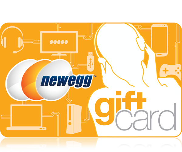 $110 Newegg Gift Card